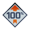 BF4 100 Boost Icon