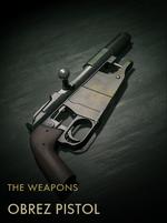Obrez Pistol Codex Entry
