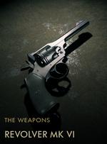 Revolver Mk VI (Codex Entry)