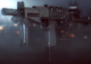 SR-2 Laser Sight Menu BF4