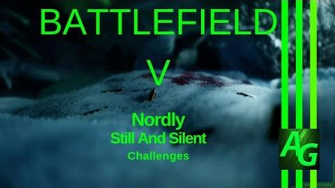 Battlefield V Nordlys - Still And Silent - Challenges