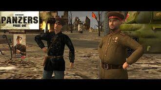 Codename Panzers – Phase One II СССР – Все катсцены (игровой фильм дневники мировой войны)