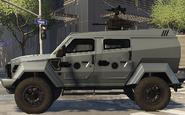 Hardened Attack Truck Battlefeild Hardline
