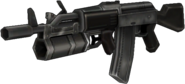 BFH AK74-30 Battle Rifle Render 1