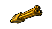 BFH Destroyer Drone's Golden Demolisher Arm 1