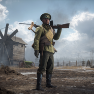 Battlefield 1 Russian Empire Medic Squad