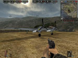 BF1942 Bf 110
