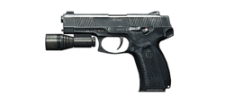 BF3 MP-443 FLASHLIGHT ICON