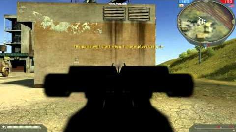 Battlefield 2 - Стрельба из ПП-19