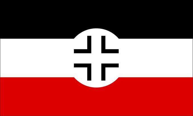 BF 1942 German flag