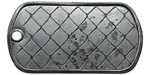 Cage Fighter Dog Tag