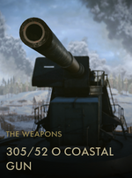 305 52 O Coastal Gun Codex Entry