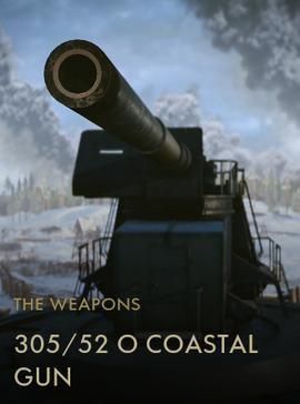 305 52 O Coastal Gun Codex Entry
