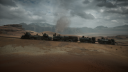 BF1 Armored Train Left