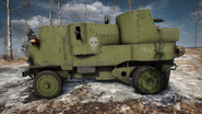BF1 Assault Truck Left