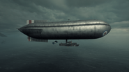 BF1 C-Class Airship Right