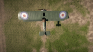 BF1 Sopwith Camel Top