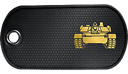 BF3 Armored Superiority Dog Tag