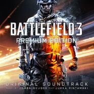 BF3 Premium Edition Soundtrack Cover