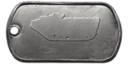 BF4 AAV-7A1 AMTRAC Master Dog Tag