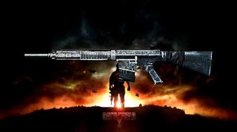 Battlefield 3 - Mk 11 Mod Sound