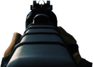 Battlefield 3 AEK-971 Iron Sight
