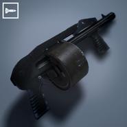 BF2 DAO-12 Unlock Icon