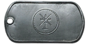 BF4 Heli Pilot Dog Tag