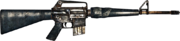 BFBC2V M16A1 ICON