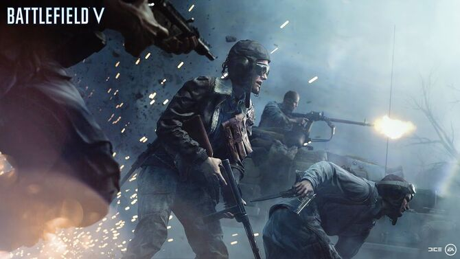 Battlefield V Promotional Art