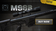 M98B Play4Free Promotion