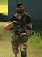 BFH M16 Soldier