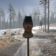 Battlefield 1 Austro-Hungarian Empire Sniper Decoy