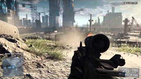 "Battlefield 4: ""Fishing in Baku"" Gameplay Reveal Trailer"