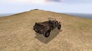 BF1942.Kubelwagen JPN Rear