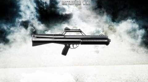 Battlefield Bad Company 2 - Neostead 2000 Combat Sound