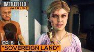 Battlefield Hardline Gameplay Walkthrough Part 9 - Episode 8 Sovereign Land (All Evidence)