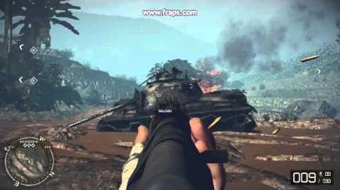 Battlefield Bad Company 2 Vietnam - AK-47