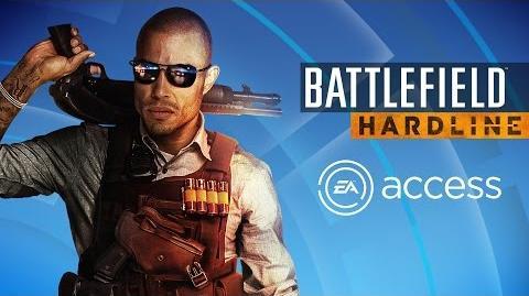 Battlefield Hardline EA Access – Trailer de Juego