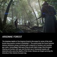 Argonne Forest Description