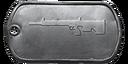 BF4 338-Recon Master Dog Tag