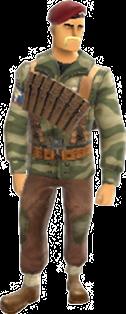 Paratrooper Costum 1