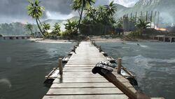 BFV Floating Walkway
