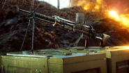 BFV Type 97 MG Promotional