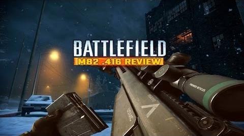 Battlefield-M82 Review From PerfectNigtmare