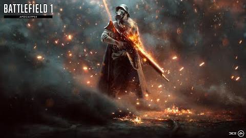 Battlefield 1 Apocalypse - Tráiler oficial