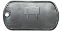 BF4 M18 Claymore Master Dog Tag