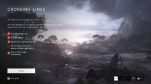 BF5 Crossing Lines Challenges