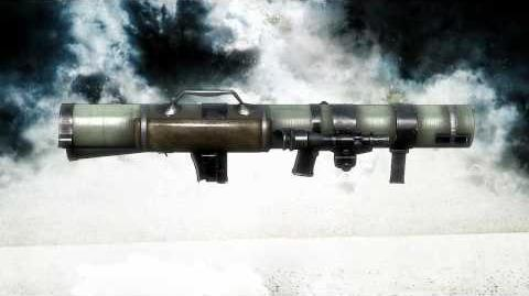 Battlefield Bad Company 2 - M2 Carl Gustav Sound