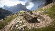 Monte Grappa Mocheni Turret 04